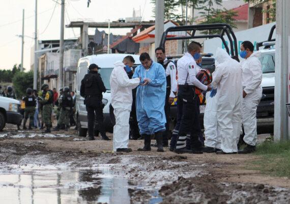Detienen a tres personas relacionadas con la masacre de 27 personas en un centro de rehabilitación en México