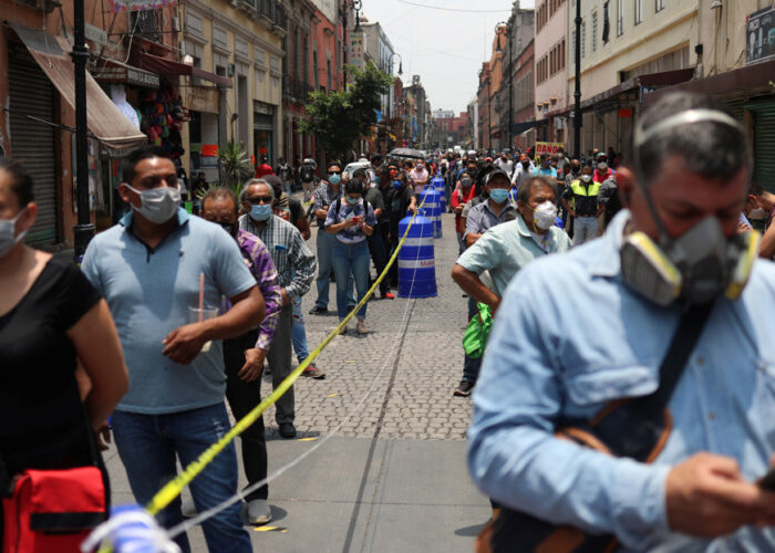 El coronavirus en México provoca la pérdida de más de un millón de empleos