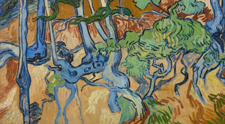 Hallan gracias a la cuarentena el lugar que Van Gogh pintó en su último cuadro