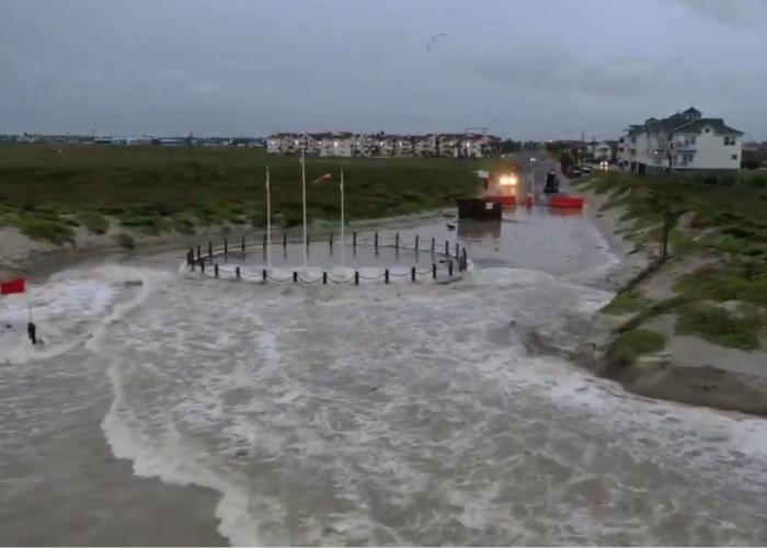 Huracán «Hanna» amenaza costa de Texas
