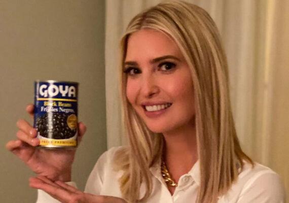 Ivanka Trump apoya a una empresa de alimentos hispana y recibe fuertes críticas y acusaciones de violar una regla de ética federal