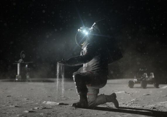 La Nasa premiará con 180.000 dólares a quien logre resolver un problema con el polvo lunar