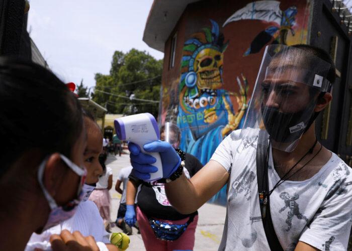 La economía mexicana se contrajo 18,9 % en el segundo trimestre debido a la pandemia, la mayor caída desde 1994