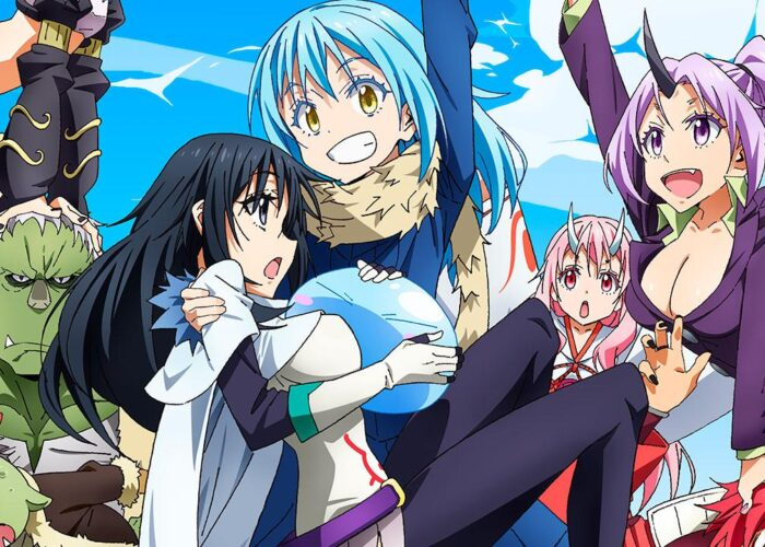 La quinta OVA de That Time I Got Reincarnated as a Slime se estrenará en noviembre