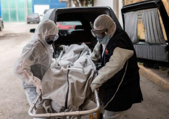 México acumula 317.635 casos positivos de covid-19 y 36.906 muertes