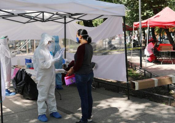 México rebasa las 44.000 defunciones por covid-19 y ya suma 395.489 contagios