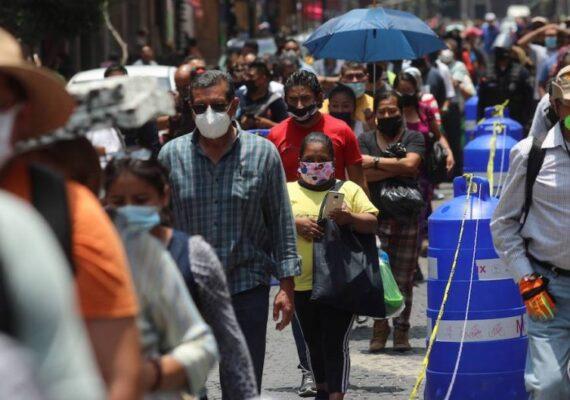 México registra 6.406 nuevos contagios de covid-19 y acumula 324.041 casos confirmados