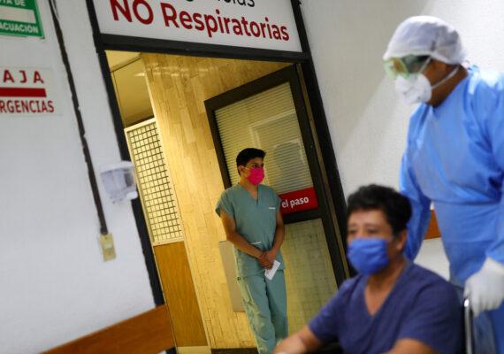 México sobrepasa los 400.000 casos confirmados de coronavirus y ya suma 44.876 decesos