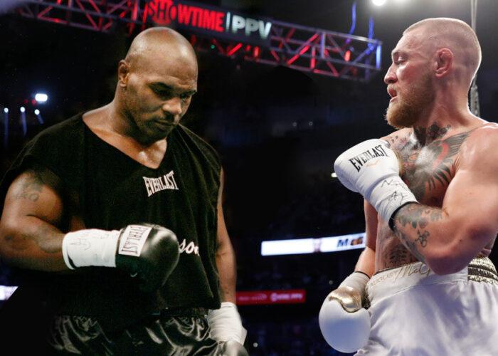 """Mike Tyson asegura que """"patearía el trasero"""" de Conor McGregor en un combate de boxeo"""