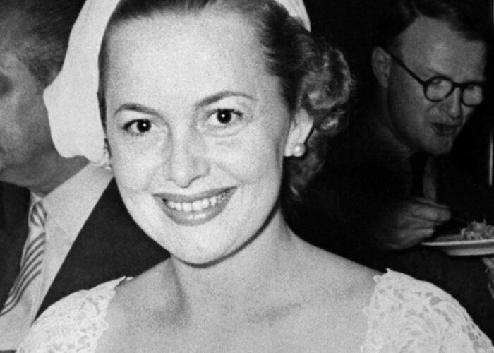 Muere con 104 años Olivia de Havilland, la última estrella de 'Lo que el viento se llevó'