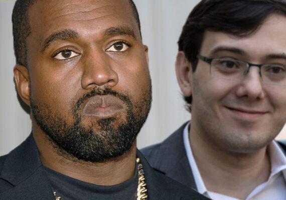 'Pharma Bro' muestra su respaldo a Kanye West en la carrera presidencial de EE.UU.