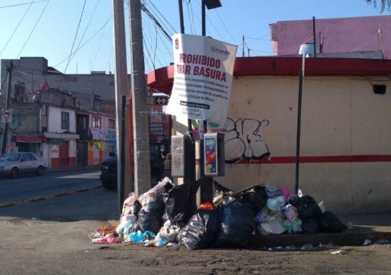 Proponen multas por desperdiciar agua y tirar basura