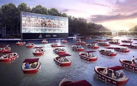 Tendrá San Diego cine flotante