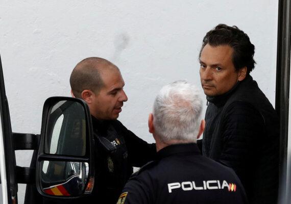 Un juez vincula formalmente Emilio Lozoya, por lavado de dinero