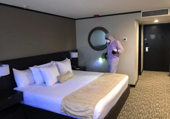 Pierden millones hoteles de Tijuana por Covid