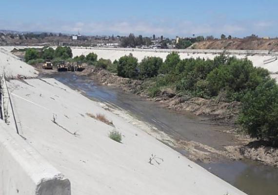 Quedará limpia la canalización a finales de agosto, señala gobierno