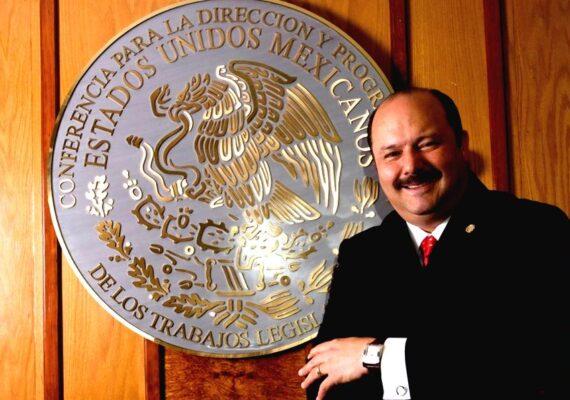 Detienen a César Duarte, ex gobernador de Chihuahua