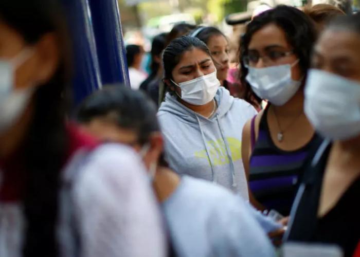 México supera a Reino Unido en casos positivos de Covid-19