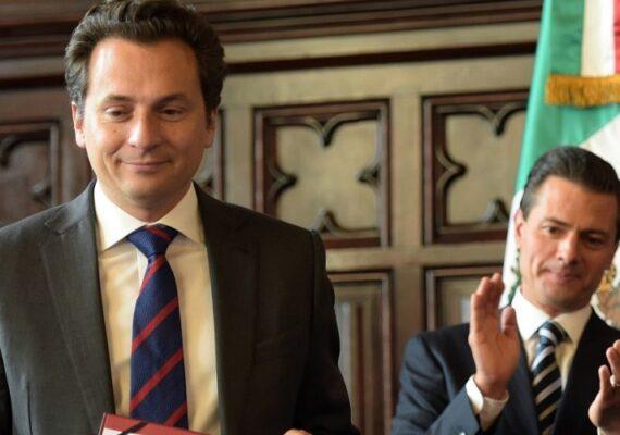 Lozoya se declara inocente del Caso Odebrecht