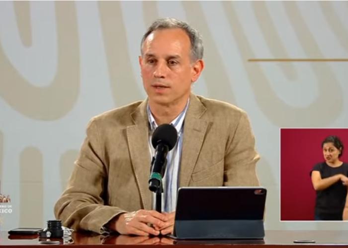 Semáforo de Covid sí será semanal: López-Gatell