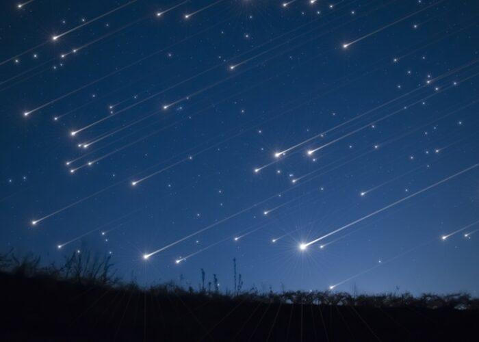Aquí te decimos cómo ver una lluvia de estrellas