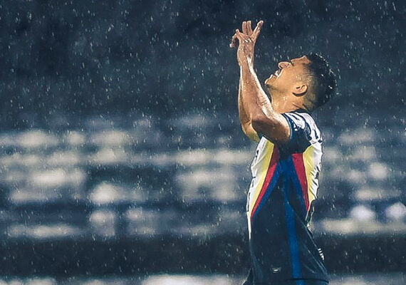 El fútbol mexicano está de regreso; el Club América derrotó al Toluca