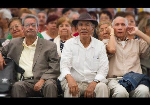 México experimenta un «envejecimiento demográfico»: INEGI