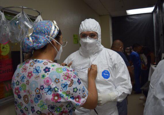 BC registra 2890 empleados de Salud enfermos de Covid