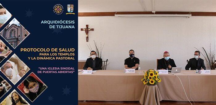 Reabrirán templos el 15 de agosto: Arquidiócesis de Tijuana