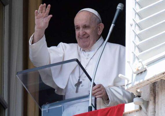 Asunción de la Virgen María: Papa Francisco anima a dar gracias cada día a Dios