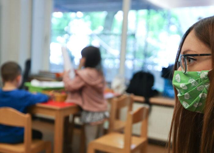 Berlín registra nuevos casos de covid-19 en 41 escuelas tras menos de 2 semanas de vuelta a las aulas