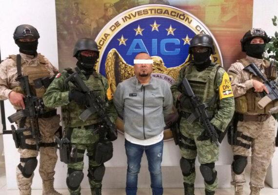"""Detallan el operativo que llevó a la captura de 'El Marro' en México: """"Sabíamos que no dormía dos veces en el mismo lugar"""""""