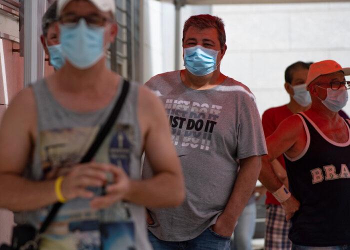 México se acerca a los 600.000 casos de coronavirus tras sumar 3.719 nuevos contagios