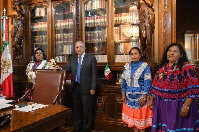 Proponen a indígena cucapah para presidir la Conapred
