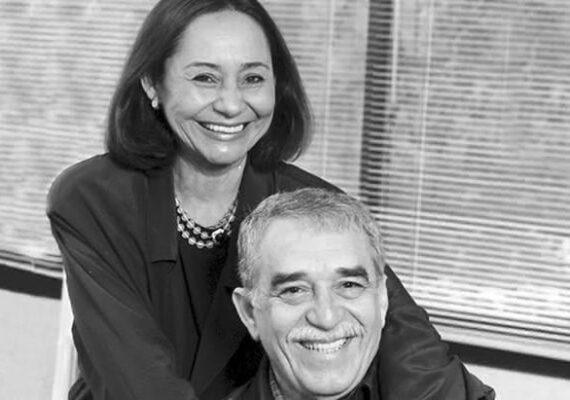 Muere Mercedes Barcha, viuda de García Márquez