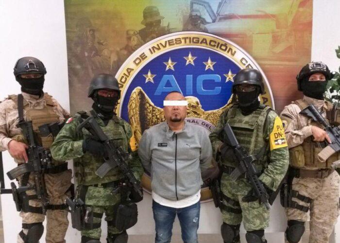 El Ejército mexicano detiene a 'El Marro', líder del Cártel Santa Rosa de Lima