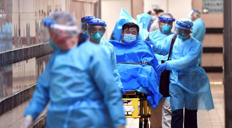 El coronavirus afectaría a los hígados en uno de cada cinco pacientes