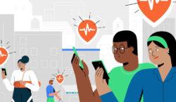 Google planea crear «la mayor red de detección de terremotos en el mundo» mediante teléfonos Android
