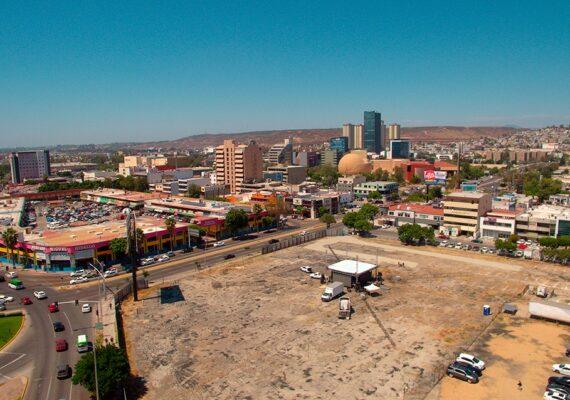 Joy Park primer parque drive-in con concepto 360 en Tijuana