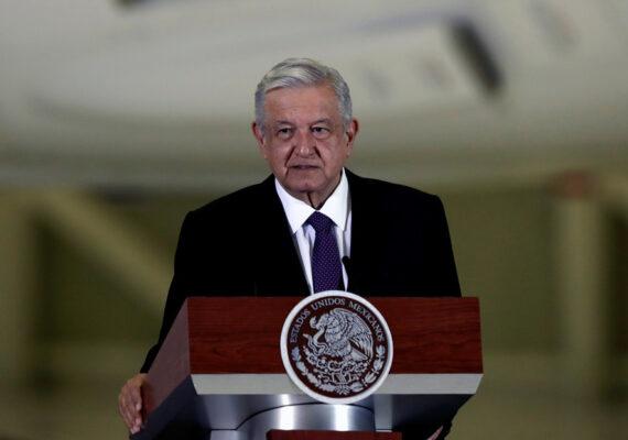 """López Obrador: """"México podría comenzar a usar la vacuna contra el coronavirus en el primer trimestre del próximo año"""""""
