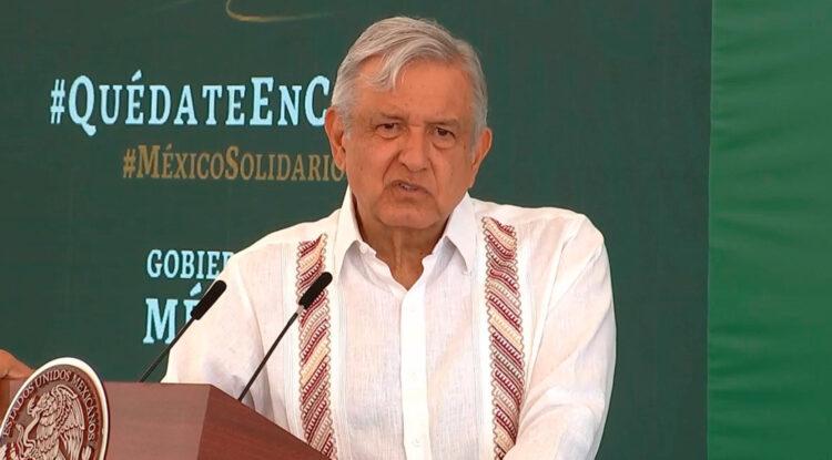 López Obrador defiende su gestión del coronavirus cuando México supera los 50.000 muertos