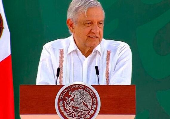 """López Obrador, sobre su pleito con Felipe Calderón: """"Yo ya lo perdoné, nos robó la Presidencia, él lo sabe, pero yo no odio"""""""