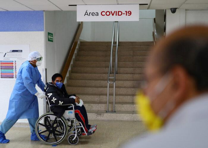 México suma 5.267 nuevos contagios de coronavirus y 626 muertes en las últimas 24 horas