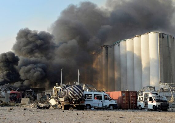 México destina 100.000 dólares a Líbano en ayuda tras la explosión de Beirut