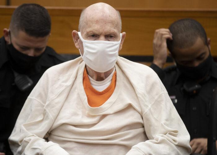 Sentencian a cadena perpetua al 'asesino del Golden State' por 26 violaciones y asesinatos