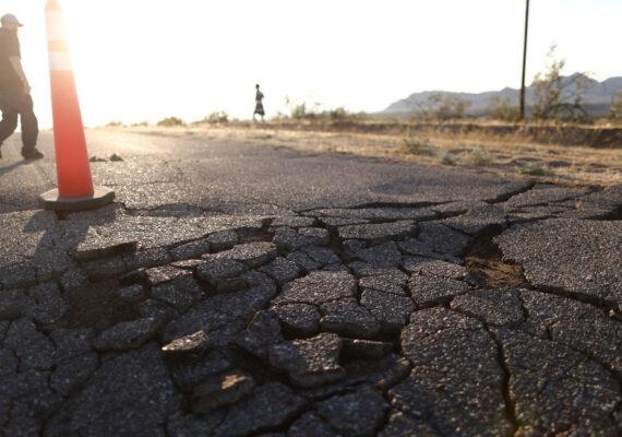 Un enjambre de terremotos en California hace temer la llegada de uno más potente en los próximos días