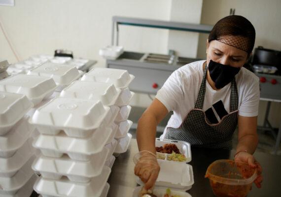 Unos 90.000 restaurantes han cerrado en México durante la pandemia del coronavirus