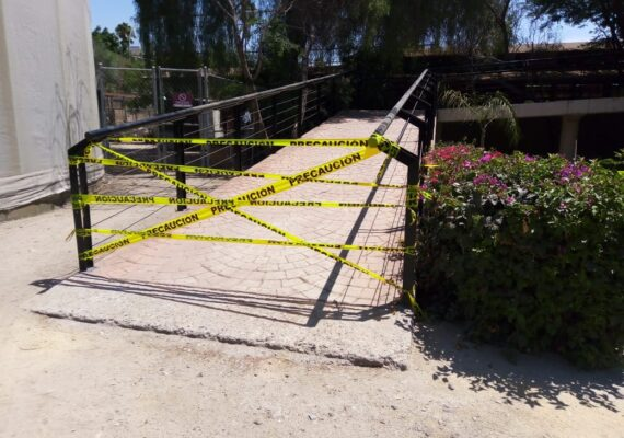 Cierran área de monos en Parque Morelos por Covid
