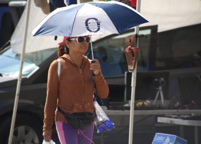 Alertan por temperaturas de hasta 41 grados en Tijuana