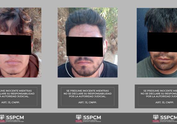 Arrestan a tres por «tirarle piedras» a la Border Patrol